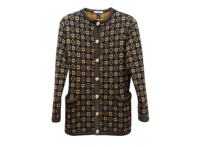 8baed623e5ecec Yves Saint Laurent Knitwear Knitwear Wool,Viscose Multiple colors ref.87053