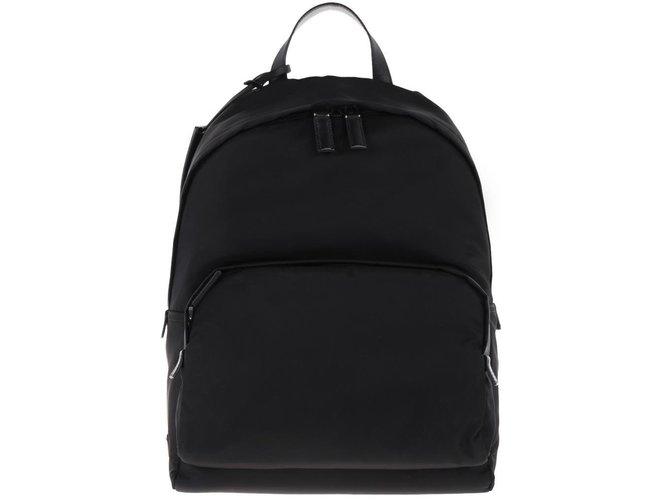f1a450c4b41ca7 Prada Backpack Bags Briefcases Nylon Black ref.88274 - Joli Closet