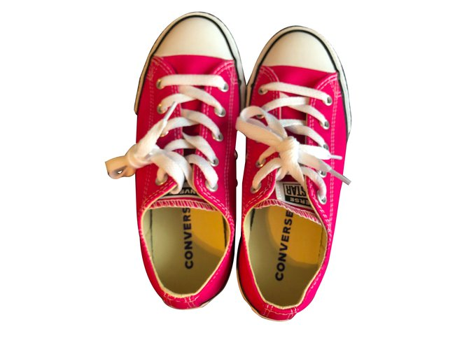 Converse Sneakers Sneakers Cotton Pink ref.88633