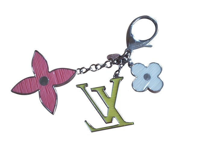 Louis Vuitton Key ring Purses, wallets, cases Other Multiple colors ref.88860