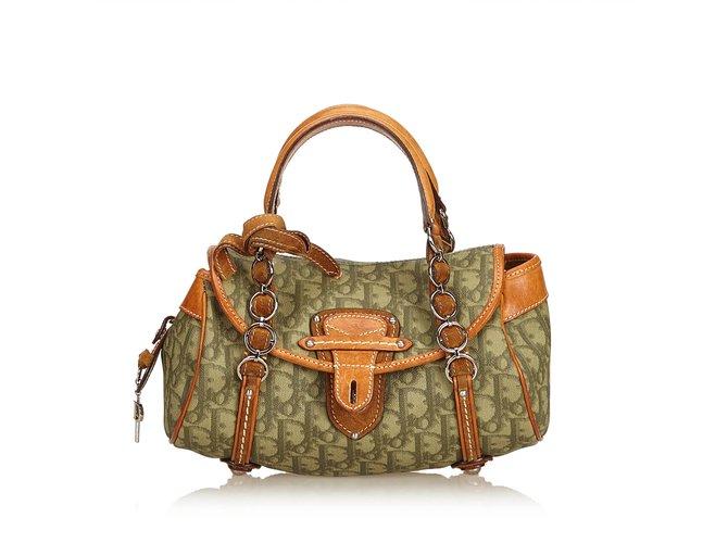 44c7d1fabff1 Dior Mini Trotter Romantic Bag Handbags Leather