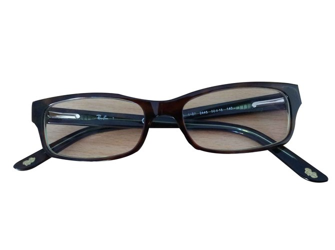 a7ce64633a0e13 Ray-Ban MODEL ECAILLE BROWN. Sunglasses Other Other ref.90504 - Joli ...