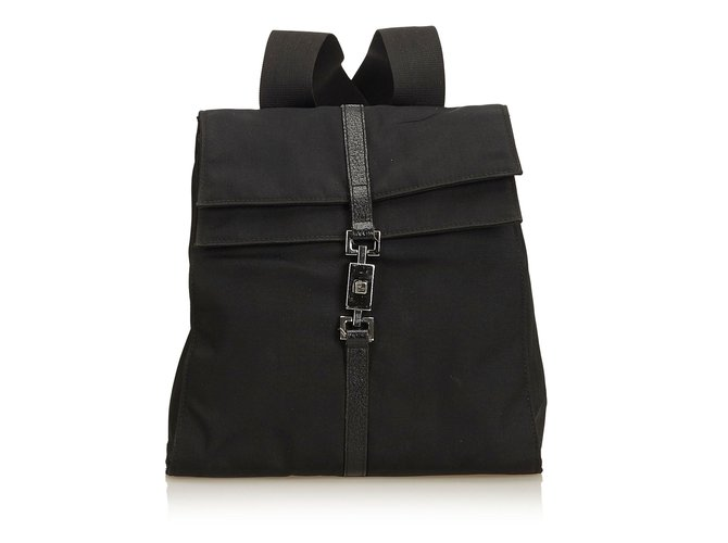 Nylon Jackie Backpack