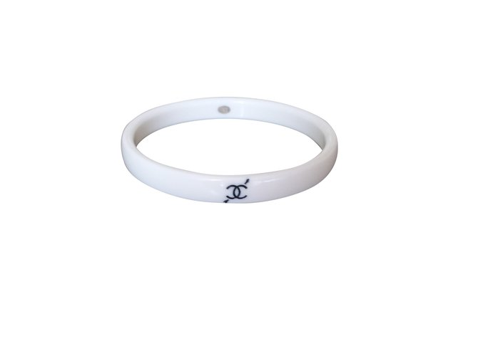 Chanel MODELE LOVE COLLECTOR. White  ref.91282