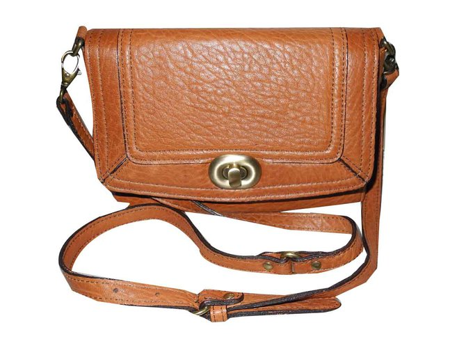 c42c9ee6d6b1 Abaco model Gaby Java brand new camel leather! Handbags Leather Brown  ref.91427