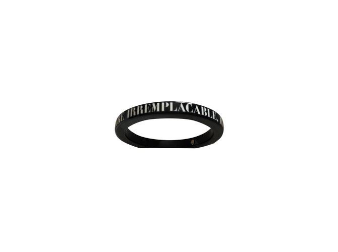 Bracelets Chanel MODELE COCO Autre Noir ref.91812