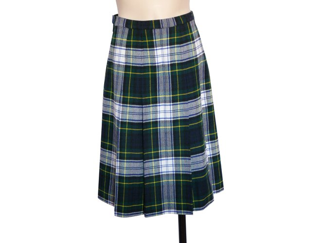Burberry Skirts Skirts Wool Multiple colors ref.92300