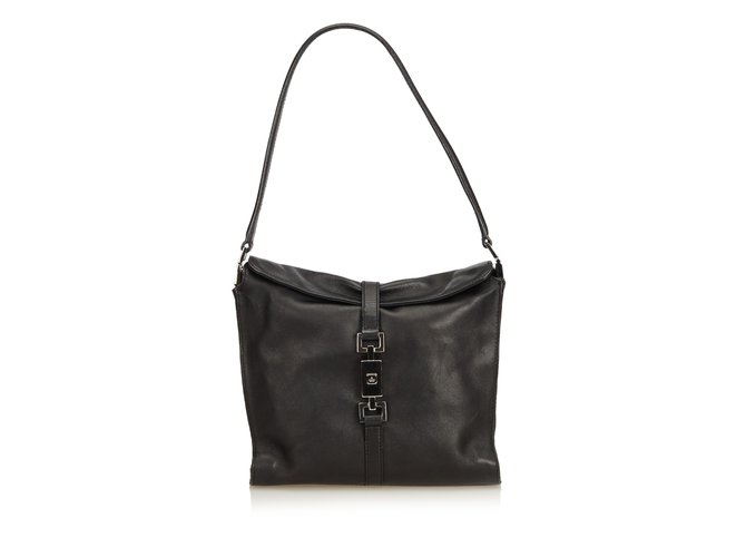 0815044ab2f Gucci Leather Jackie Shoulder Bag Handbags Leather