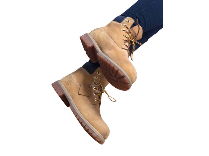 Timberland Timberland Boots Other Brown ref.93132