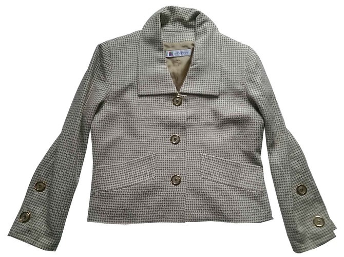 93247 Vestes Beige Closet Givenchy Ref Joli Coton Ox4RFqxH
