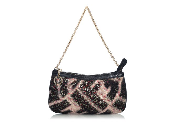 eb70beedeb90 Fendi Sequined Baguette Handbags Other