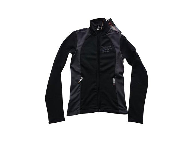 02686023c1a Napapijri Veste Napapijri Polaire Xs Vestes Noir Taille Polyester d7wHqdv