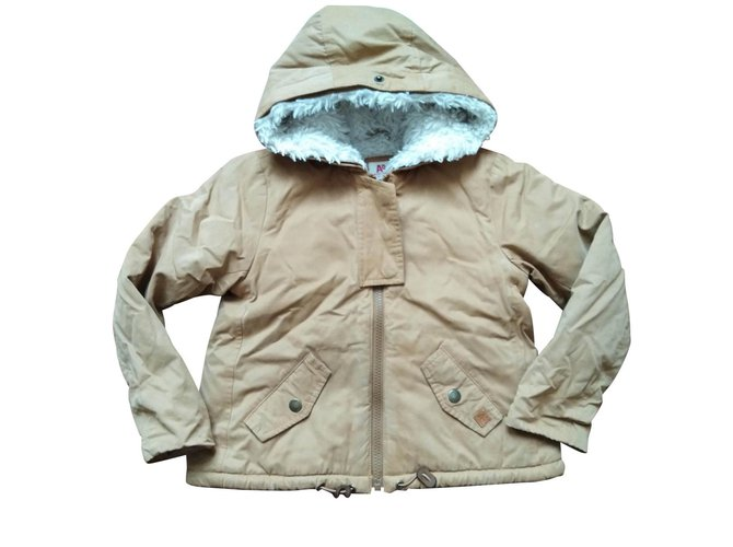 American Apparel Jacket Girl Coats outerwear Other Brown ref.99263