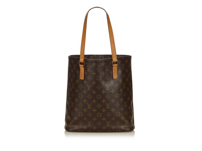Louis Vuitton Monogram Vavin GM Totes Leather d4534077b