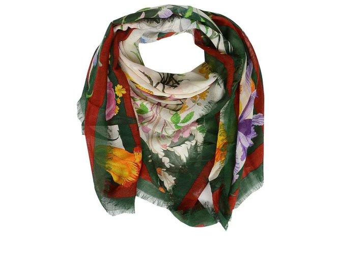 Foulards Gucci Gucci foulard nouveau Autre Autre ref.100821