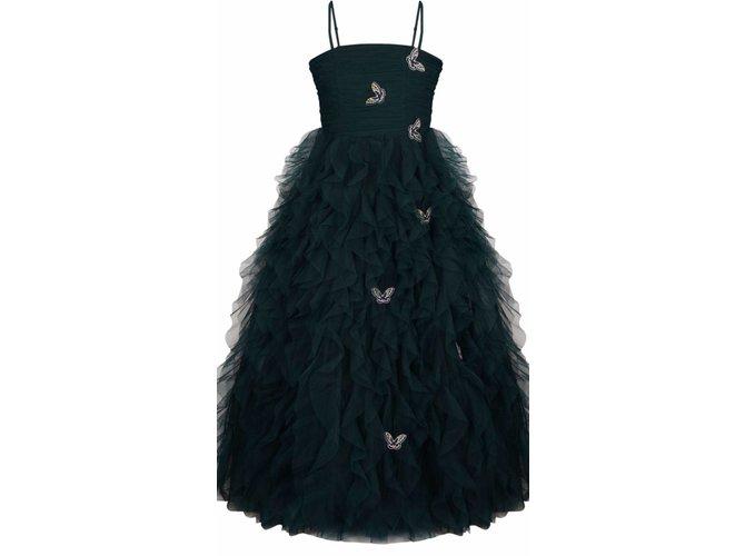 Autre Marque Dresses Dresses Other Dark green ref.100978