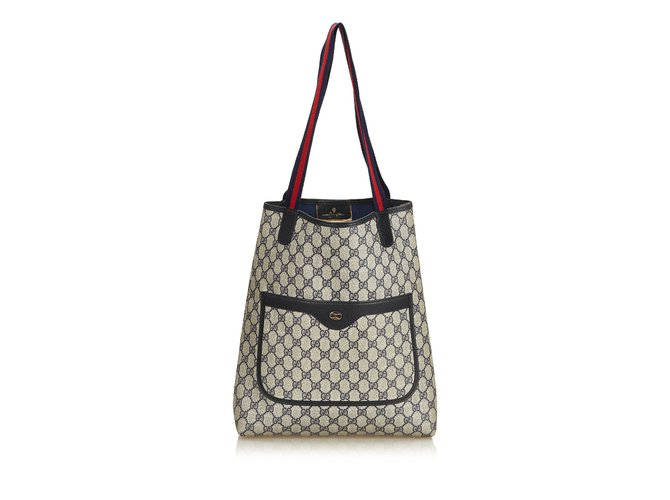 0170d685ee5 Gucci Guccissima Tote Bag Totes Leather