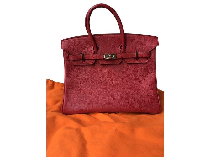 521f602292cb Hermès Birkin 25 Handbags Leather Other ref.101450 - Joli Closet