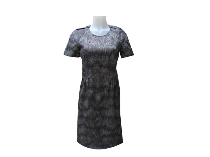 Burberry Dresses Dresses Cotton,Polyester Multiple colors ref.101698