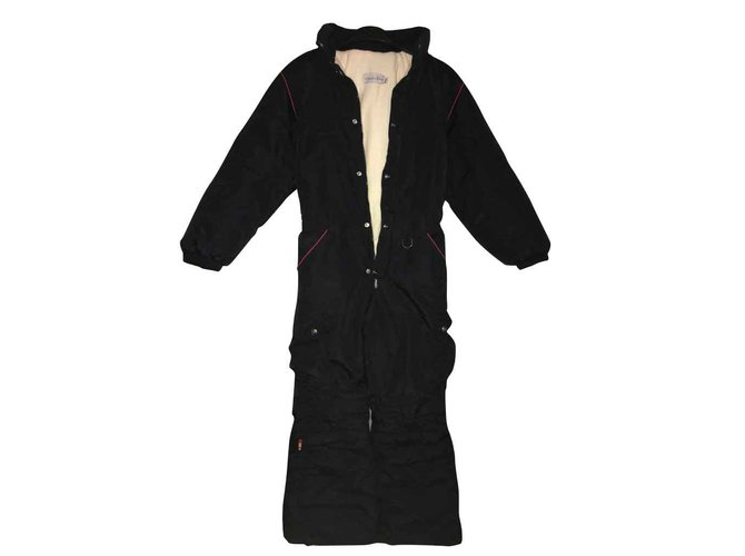 Christian Dior One piece Jacket One piece Jacket Polyamide Black ref.101817