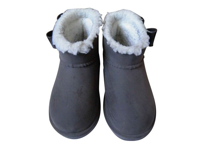 Monnalisa nodes Boots Other Taupe ref.102014