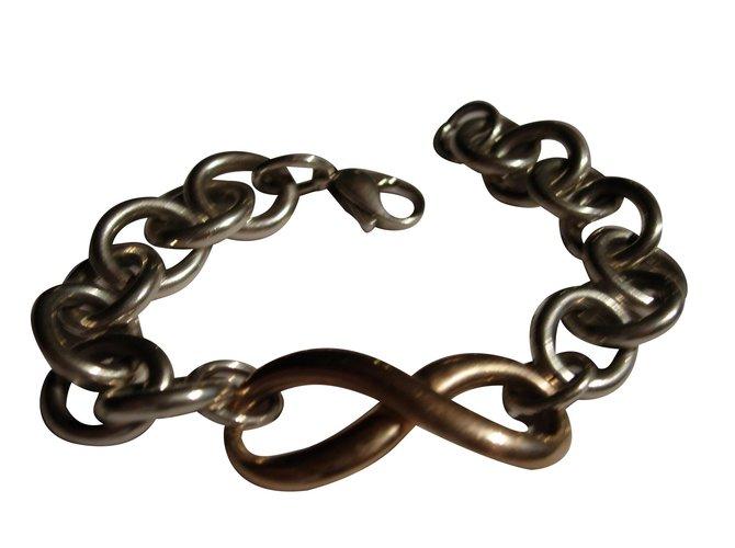5e145446b Tiffany & Co Infinity Bracelets Other Other ref.102068 - Joli Closet