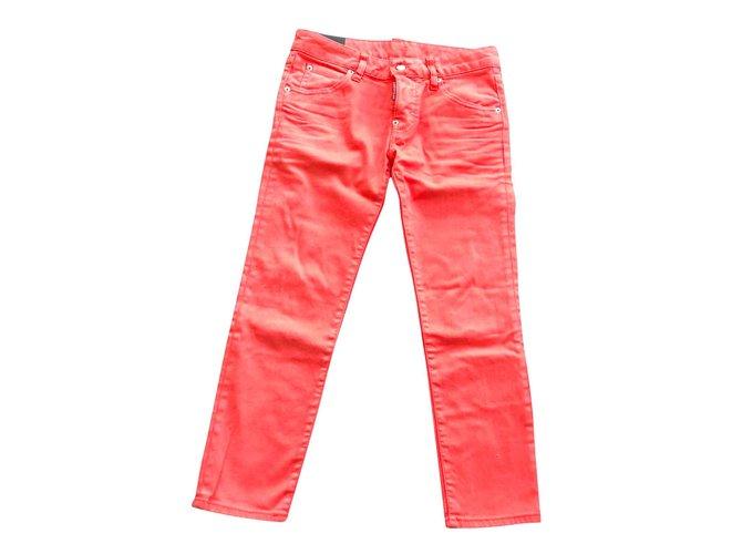 Jeans Dsquared2 jeans Jean Corail ref.102865