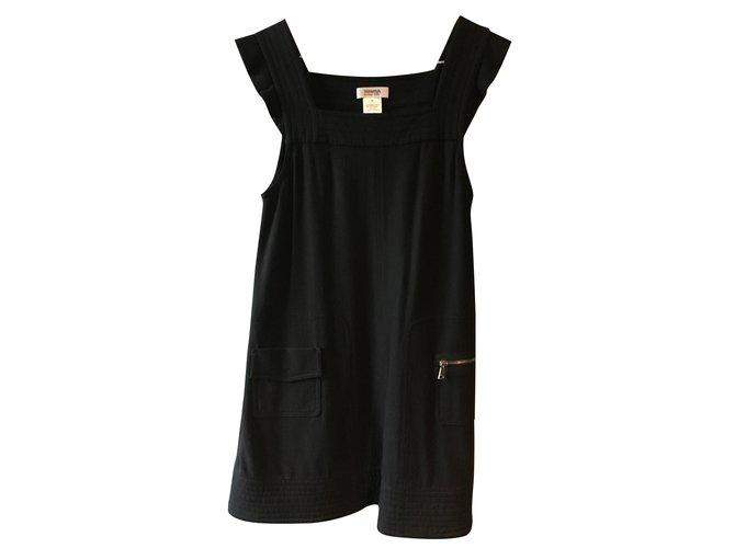 e4766d7992d Sonia By Sonia Rykiel Black dress Sonia by Sonia Rykiel Dresses Wool ,Viscose,Elastane