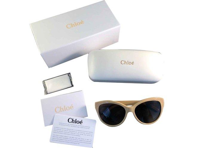 Chloé Sunglasses Sunglasses Other Beige ref.103409