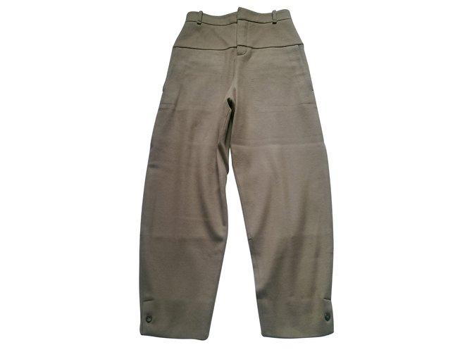 Chloé Pants, leggings Pants, leggings Cotton,Cashmere,Wool,Elastane,Polyamide Other ref.103421