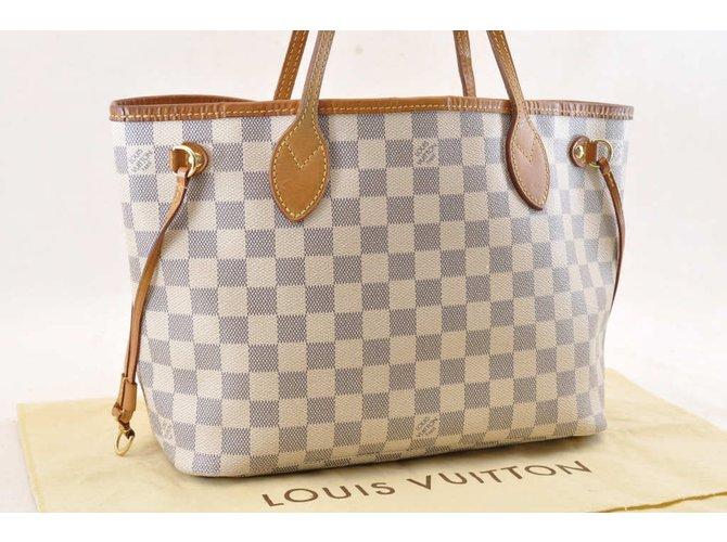 fcb7f313576d Louis Vuitton Louis Vuitton Neverfull PM Handbags Other Beige ref.103629