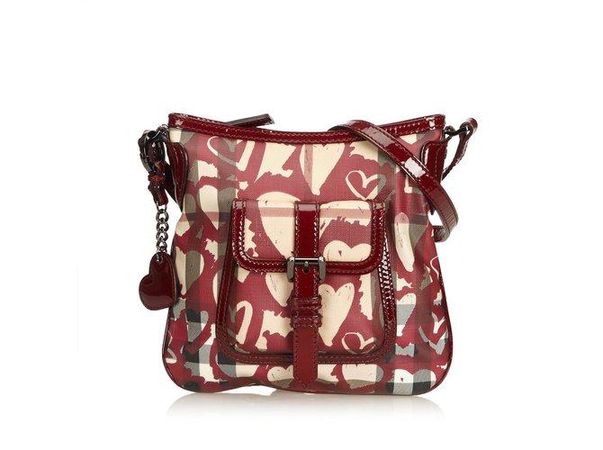 Burberry Hearts Nova Crossbody Bag Handbags Leather dac7b76bea9db