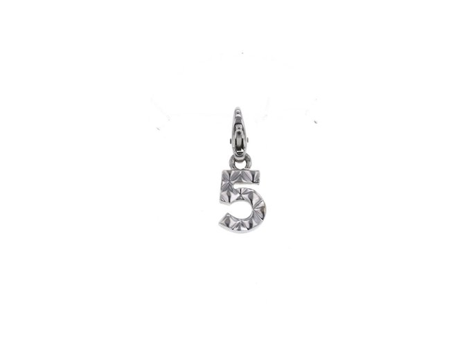 Colliers Chanel Colliers Or blanc Blanc ref.99422