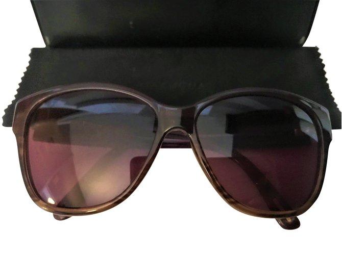 Lunettes Givenchy Lunette de soleil Givenchy Plastique Violet ref.99715 d01940a70729