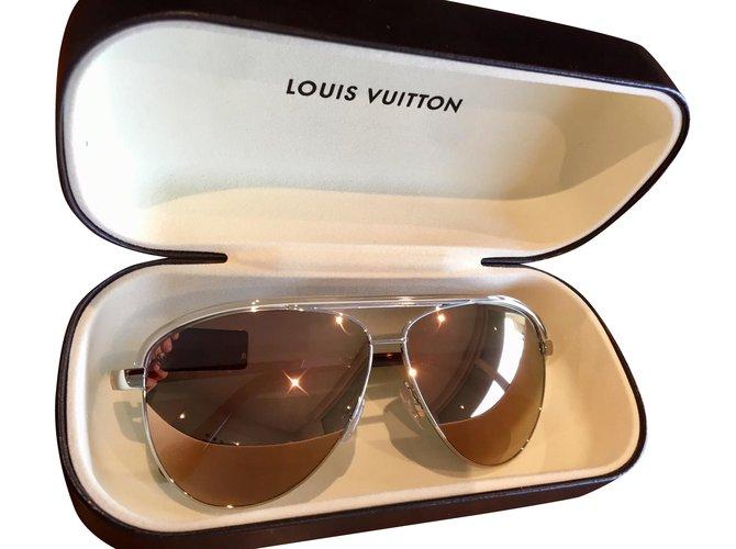 45388c8d1c Lunettes Louis Vuitton LUnettes de soleil pour femme Louis Vuitton Z0858U  Autre Rose,Doré ref