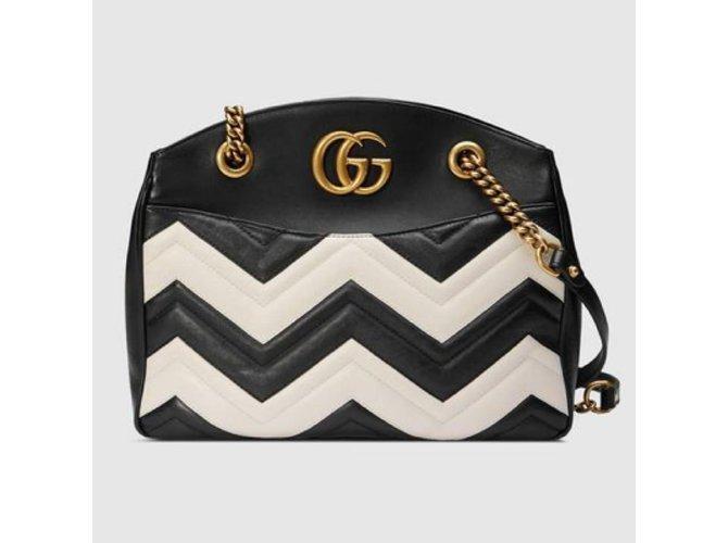 6f208080f21 Gucci gucci marmont bag new Handbags Leather Black