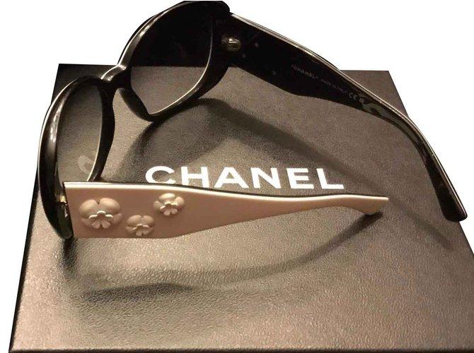 Lunettes Chanel camelia Autre Autre ref.106847