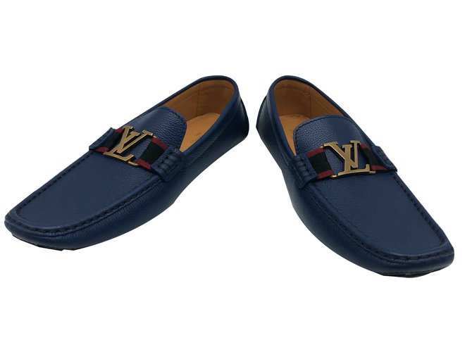4616e81f5cb7 Louis Vuitton Louis Vuitton loafers model Monte-Carlo shoe