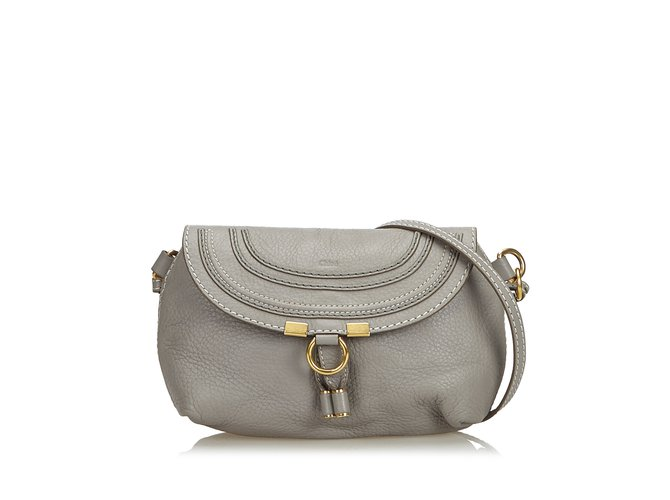 1a8cf243e1a Leather Marcie Crossbody Bag