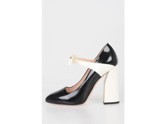 ecd7c51c0 Gucci Gucci shoes new Heels Leather Other ref.107297 - Joli Closet