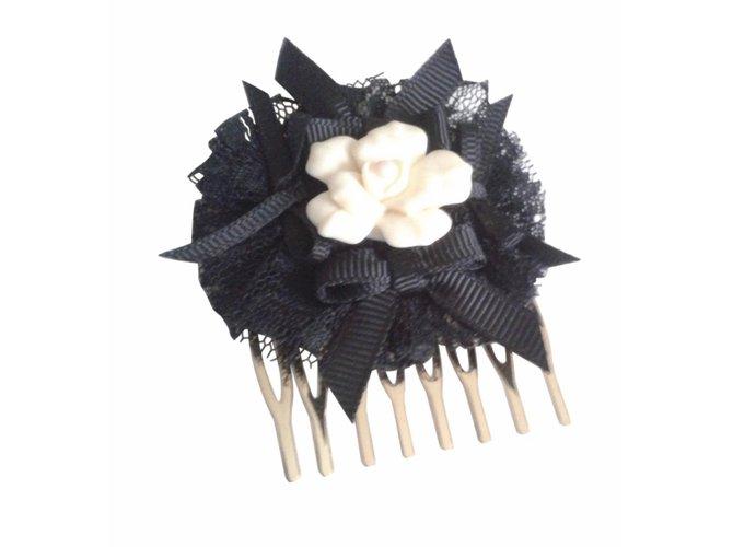 2d56c08db29 Dolce   Gabbana Hair accessories Hair accessories Other Black ref.107804