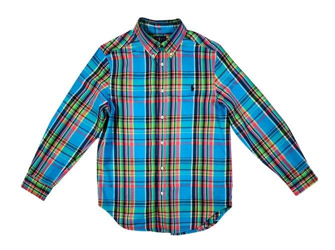 Ralph Lauren Tops Tees Tops Tees Cotton Multiple colors ref.107971