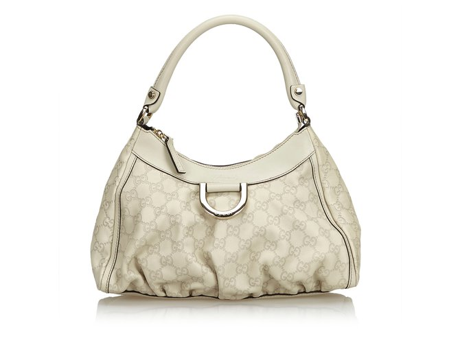 ccbc5b6cea8 Guccissima Leather Abbey D-Ring Shoulder Bag