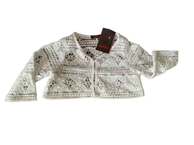 Ikks Sweaters Sweaters Cotton White ref.108530