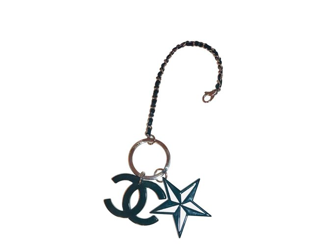 3ccb67e69cb9 Chanel Chanel keychain bag charm Bag charms Leather