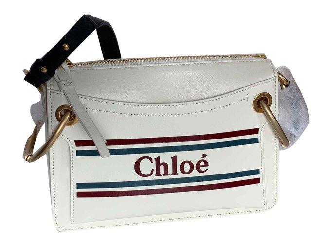 05136090bc Chloe Roy logo bag