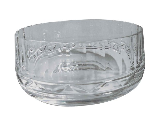 Hermès Hermes Crystal bowl Misc Glass Multiple colors ref.109306