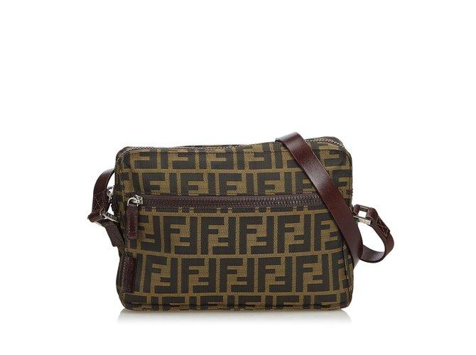 2553e94f9 Zucca Jacquard Crossbody Bag