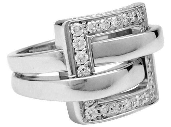boucheron bague diamant