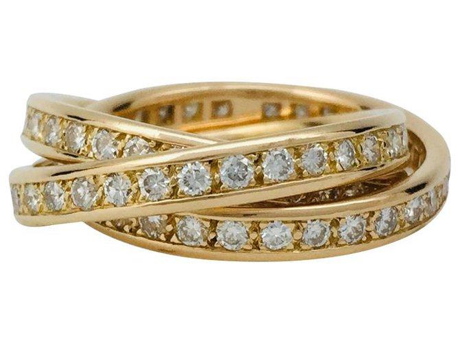 bague diamant cartier